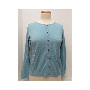 Caslon Womens Blue Sweater