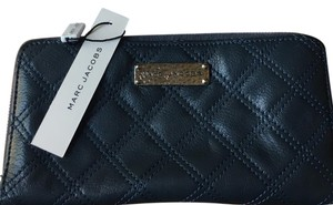 Marc Jacobs Marc Jacobs the sister quilted wallet