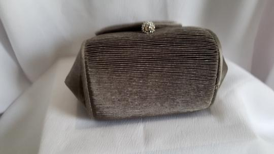 Carla Marchi Olive Clutch Image 2