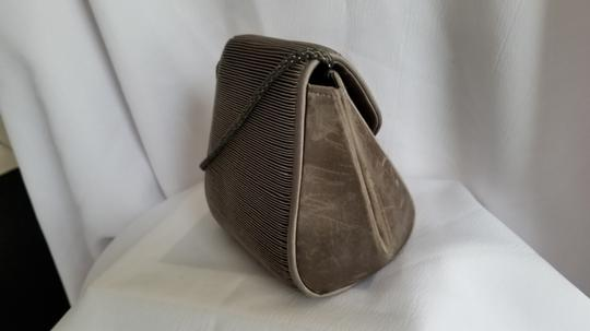 Carla Marchi Olive Clutch Image 4