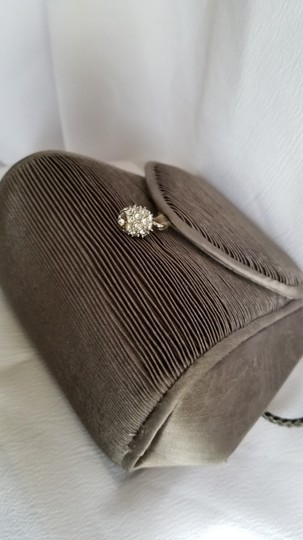 Carla Marchi Olive Clutch Image 5