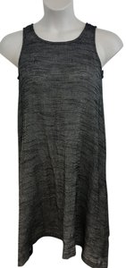 Black/White Maxi Dress by Eileen Fisher