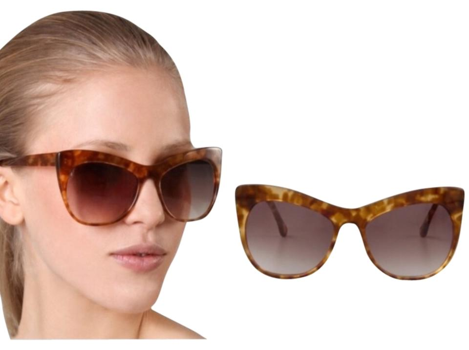 3f70d43528c Elizabeth and James Lafayette Light Tortoise Sunglasses - Tradesy