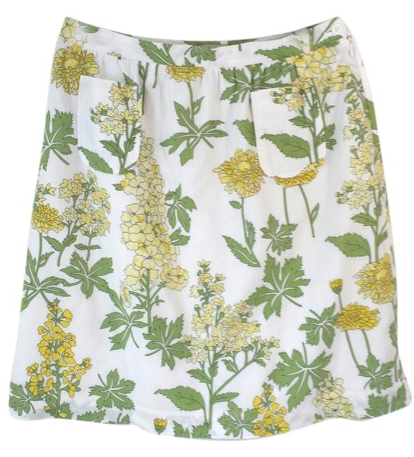 Preload https://item3.tradesy.com/images/anthropologie-yellow-green-white-8-elevenses-floral-cotton-knee-length-skirt-size-8-m-29-30-2231487-0-0.jpg?width=400&height=650