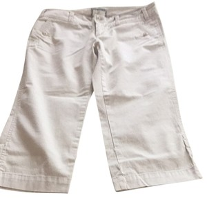 American Eagle Outfitters Capris Light Khaki