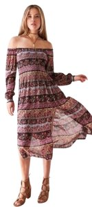 Ruby, Rose Maxi Dress by Urban Outfitters