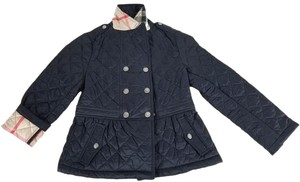 Burberry Navy Kids 6Y Jacket