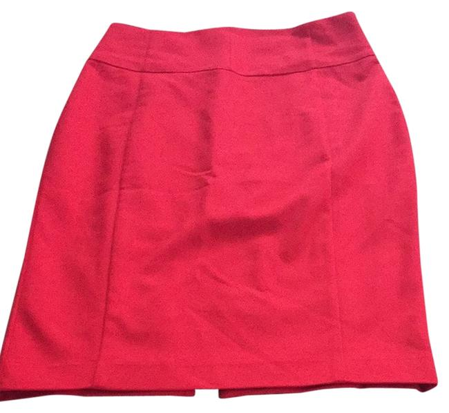 Express Skirt Red