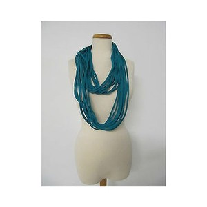 Other Infinity Tealgreen Long Fashion Scarf