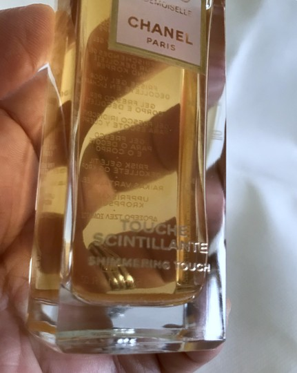 Chanel COCO MADEMOISELLE by CHANEL - SHIMMERING TOUCH FRESH BODY GEL 1.5 OZ Image 4