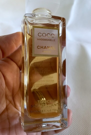 Chanel COCO MADEMOISELLE by CHANEL - SHIMMERING TOUCH FRESH BODY GEL 1.5 OZ Image 6