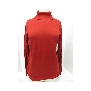 Sutton Studio Red Turtleneck Sweater