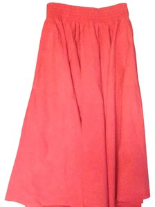 Ego Skirt red
