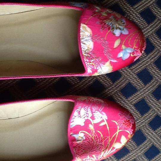 Timeless hot pink Flats Image 1