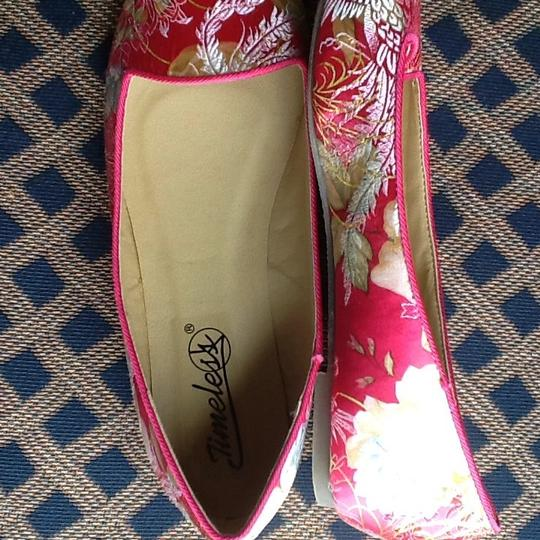 Timeless hot pink Flats Image 10
