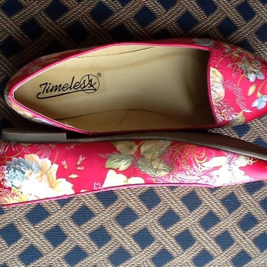 Timeless hot pink Flats Image 2