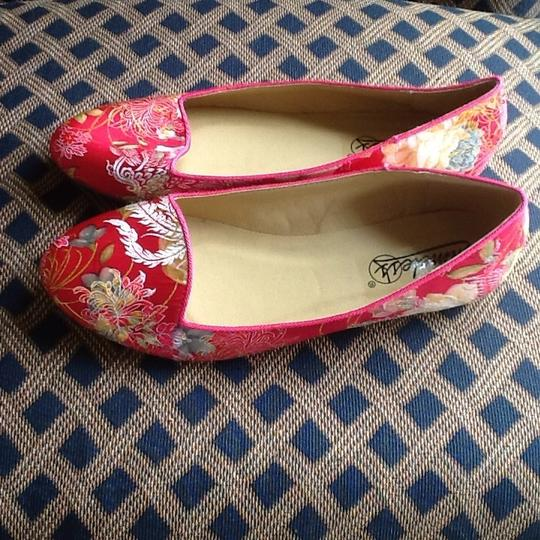 Timeless hot pink Flats Image 4