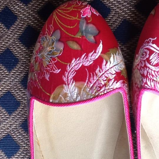 Timeless hot pink Flats Image 5