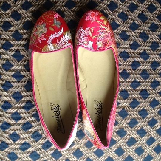 Timeless hot pink Flats Image 9