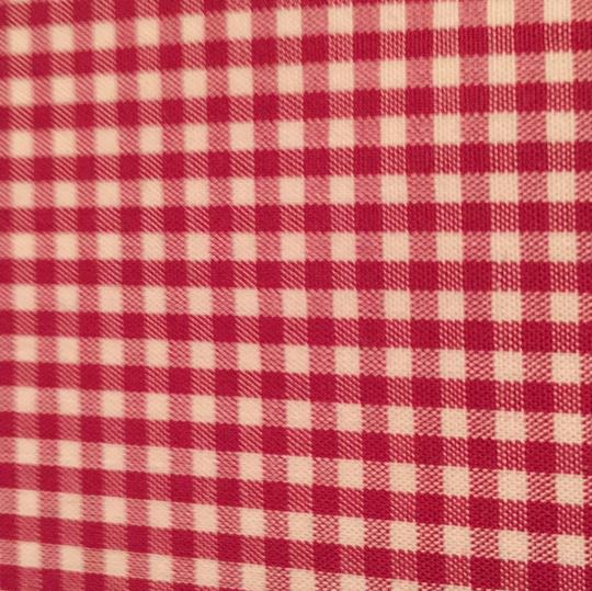 Kate Spade red and white gingham. Diaper Bag Image 9