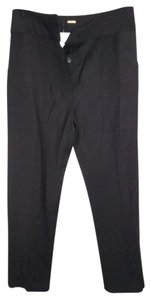Adam Lippes Trouser Pants Black