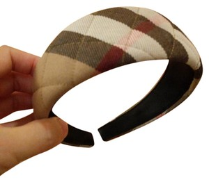 Burberry Burberry Classic Quilted Headband