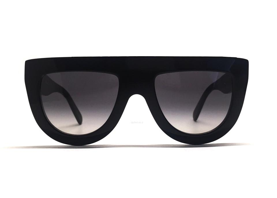 0010f3a7f343 Céline Black Andrea Large 41398 807 Free 3 Day Shipping Sunglasses ...