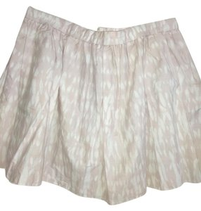 Thakoon Addition Mini Skirt Pale plum white