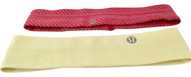 Item - Yellow and Pink Headband Hair Accessory