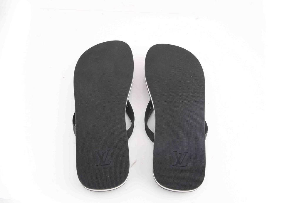5a93aa584 Louis Vuitton   Molitor Thong Shoes - Tradesy