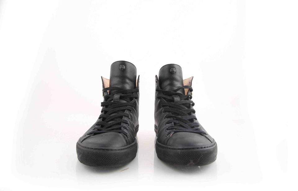 22109d7d328 Gucci   Leather High-top with Tiger Shoes - Tradesy