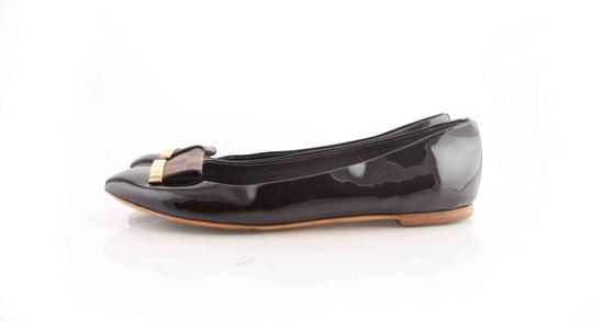 Louis Vuitton Brown Flats Image 1