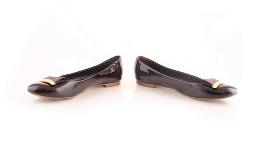 Louis Vuitton Brown Flats Image 4