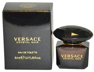 Versace MINI-VERSACE CRYSTAL NOIR--MADE IN ITALY