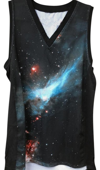 Item - Jersey Galaxy Shooter Activewear Top Size 10 (M)