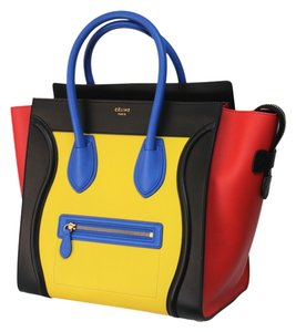 Céline Limited Edition Tote in Sunflower