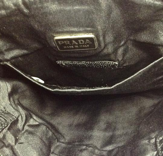 Prada Cocktail Evening Holiday Mini Tote in Metallic Brown Image 2