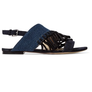 3.1 Phillip Lim blue/denim Sandals