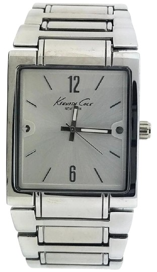 Preload https://img-static.tradesy.com/item/22318569/kenneth-cole-silver-steel-band-10019416-men-s-with-analog-dial-watch-0-1-540-540.jpg