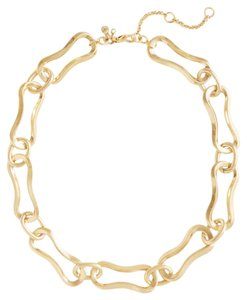Madewell Anthropologi chain link necklace