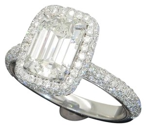 MJ Gabel JAW DROPPING 3.05CTW CERTIFIED VS QUALITY DIAMOND RING