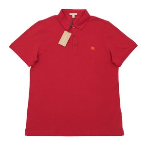 Burberry T Shirt military red