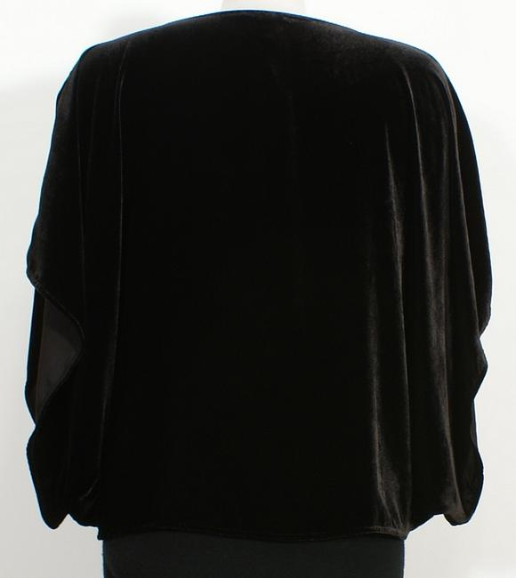Eileen Fisher Top Black Image 3