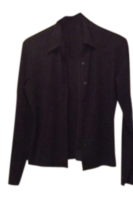 Preload https://item5.tradesy.com/images/united-colors-of-benetton-black-blouse-size-4-s-22319-0-1.jpg?width=400&height=650
