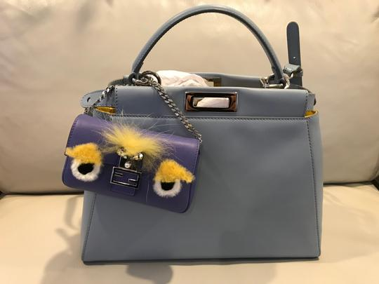 Fendi Baguette Micro Eyes Monster Cross Body Bag Image 7