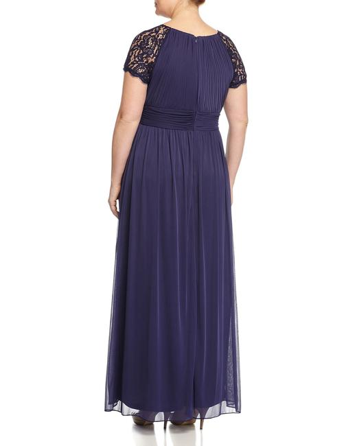 Adrianna Papell Plus-size Jersey Cap Sleeve Dress Image 3