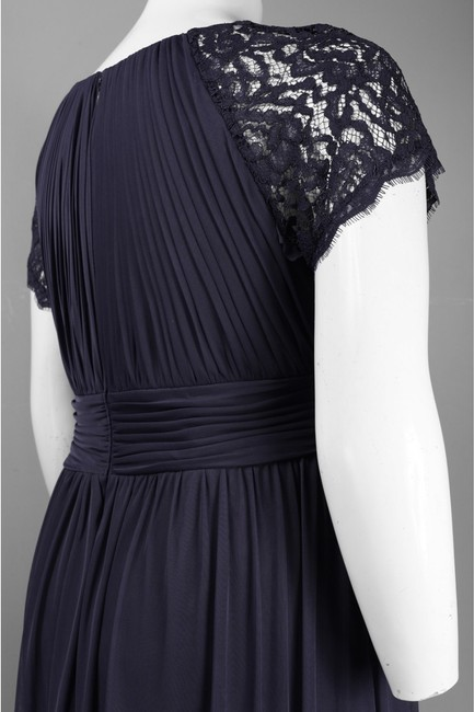Adrianna Papell Plus-size Jersey Cap Sleeve Dress Image 4