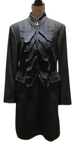 STRENESSE Embellished Military Wool Jil Sander Structured Coat