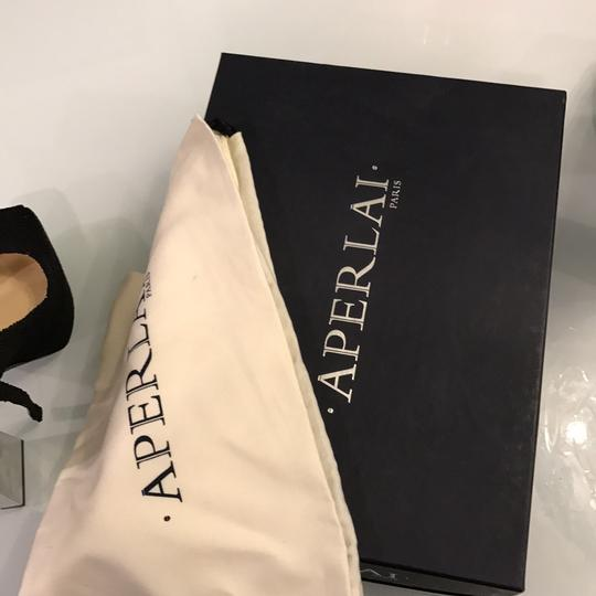 Aperlai Paris black Platforms Image 4