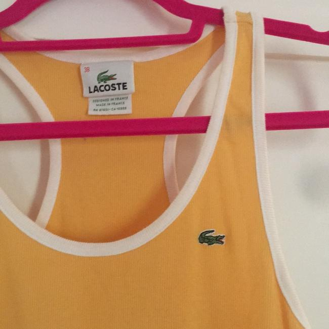 Lacoste Top yellow Image 1